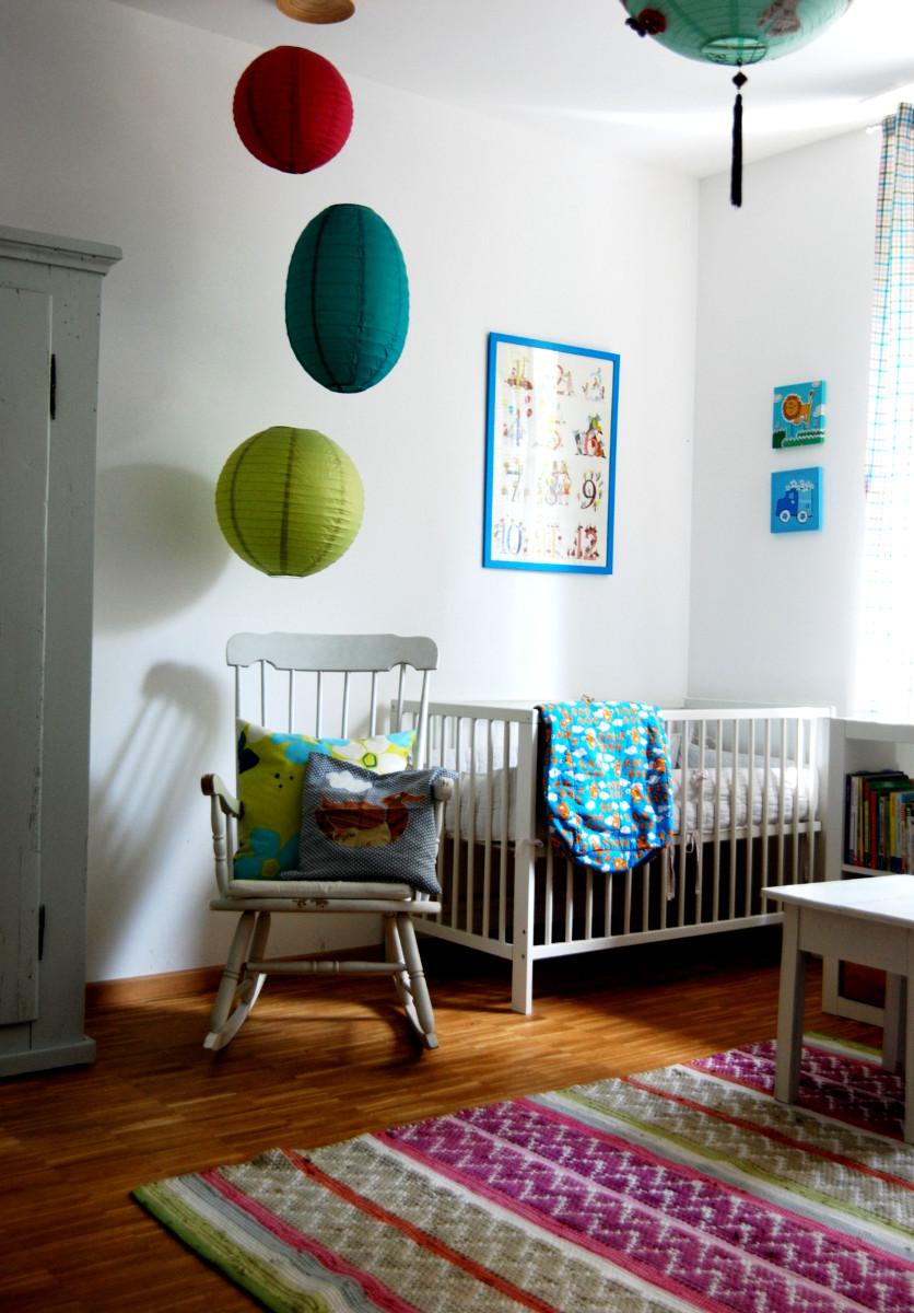 Diy Kinderzimmer diy mobile aus lions und kreative dekoideen für das kinderzimmer