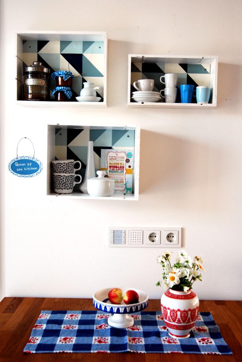 Erfreut Diy Küche Regale Ideen Ideen - Küchenschrank Ideen ...