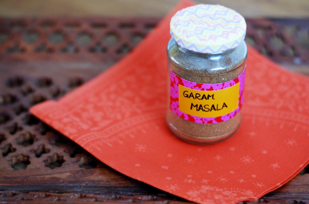 Indisches garam masala rezepte suchen for Indischer laden berlin