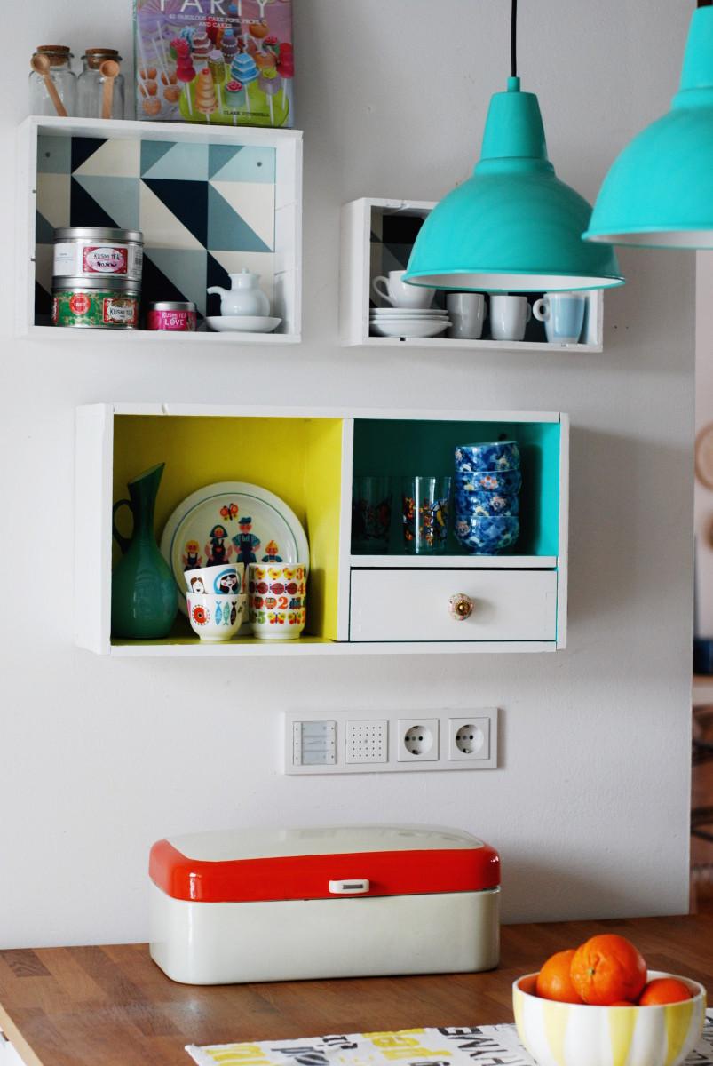 Charmant Diy Küche Lagerung Zeitgenössisch - Ideen Für Die Küche ...