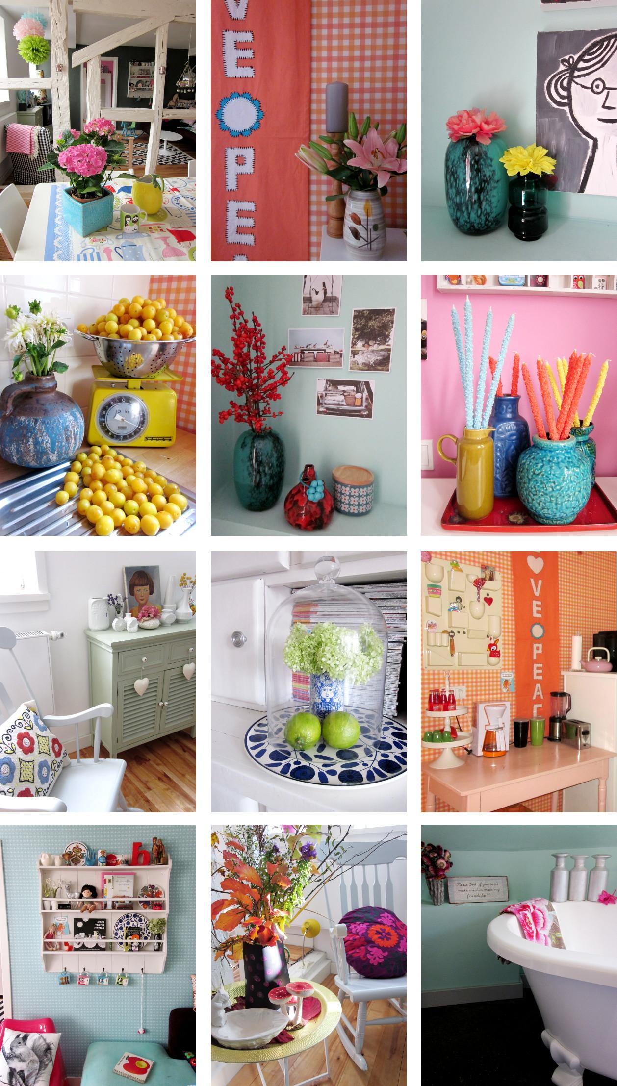 Dekoideen Für Ein Farbenfrohes Zuhause Leelah Loves