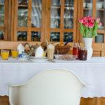 Frühstück mit Gewinner