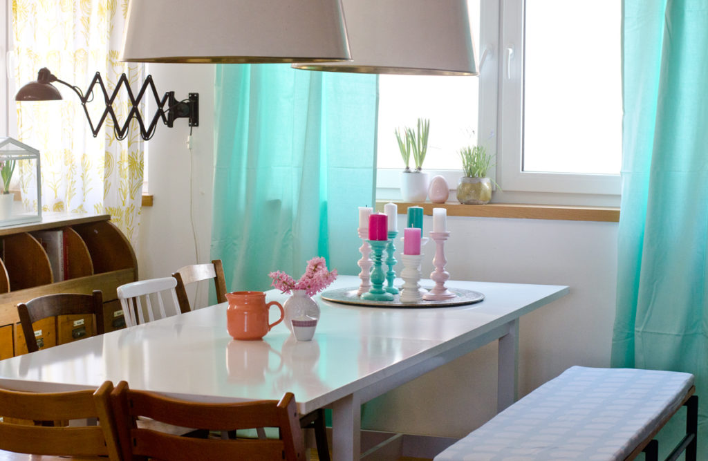 Wochenend und sonnenschein leelah loves - Pastellfarben deko ...