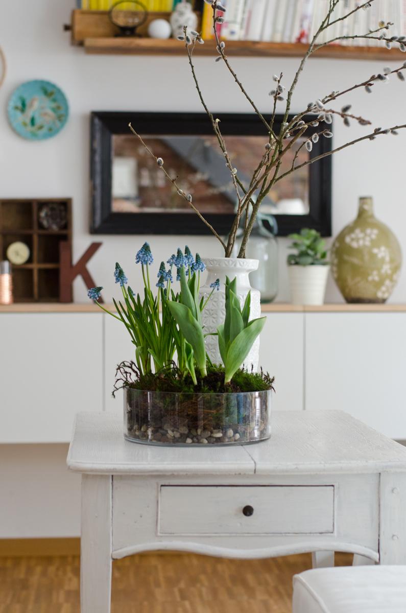 Dekoideen Mit Blumen Im Frühling Und Zu Ostern Leelah Loves