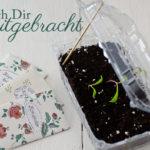Mitbringsel für Gärtner
