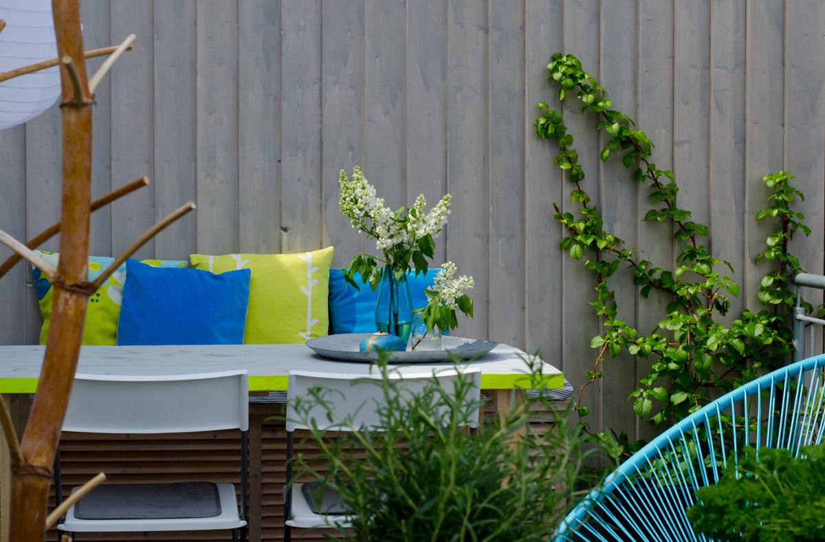 Dekoideen In Frischen Farben Und Neon Fur Den Balkon Im Fruhling
