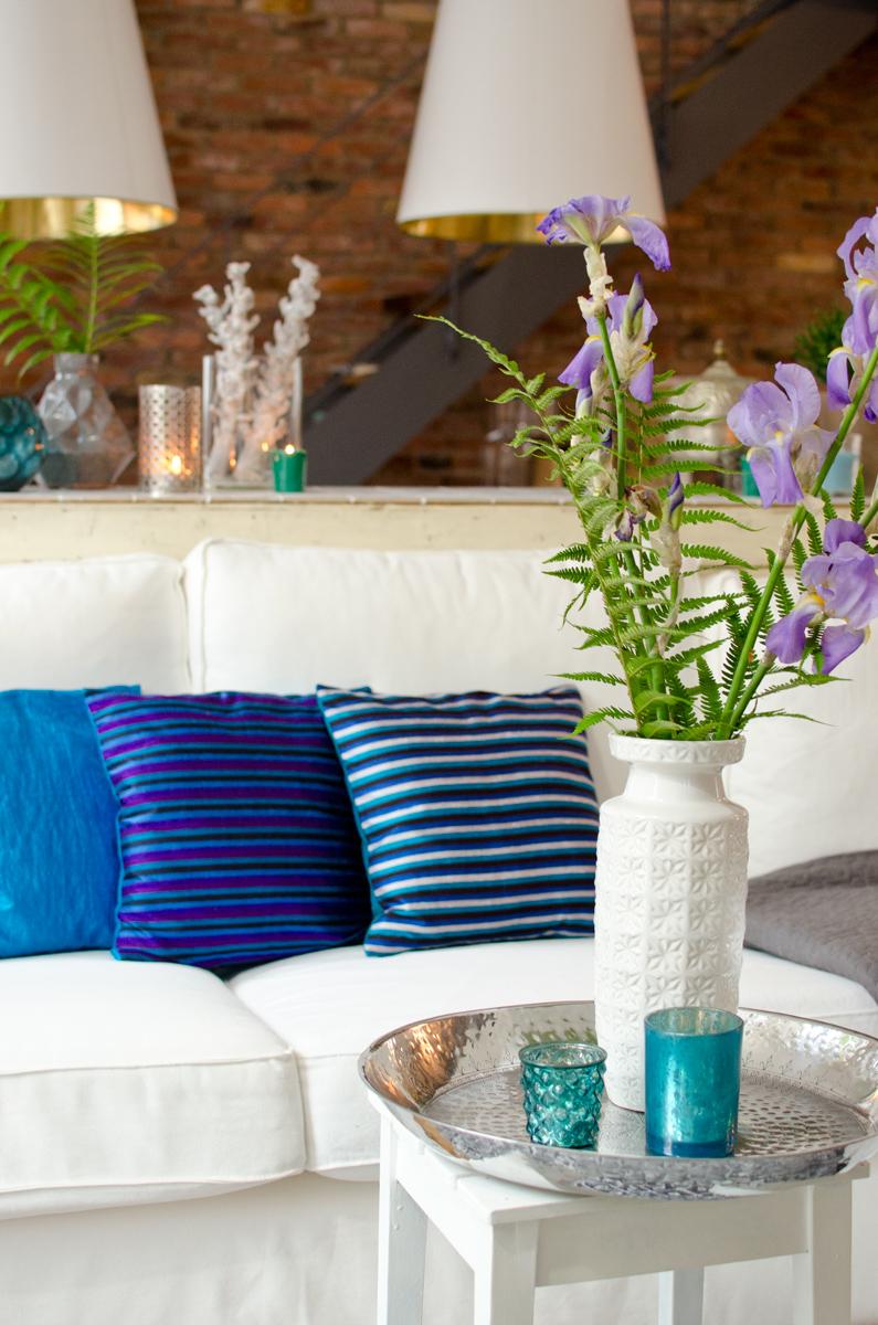 Wohnzimmer blau beige: wohnzimmer roomido. Über . ideen zu ...