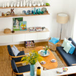 Wohnzimmer update: der Salon