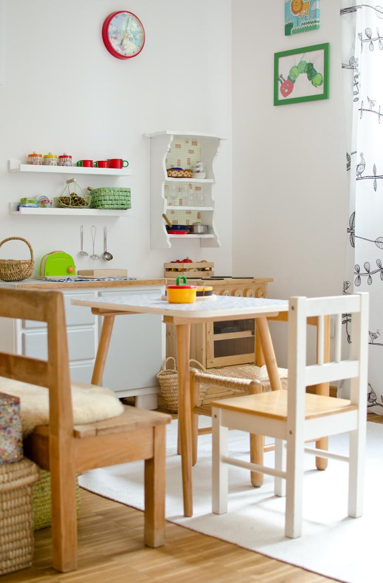 Upcycling einer alten Kommode als DIY Küchenschrank für die ...