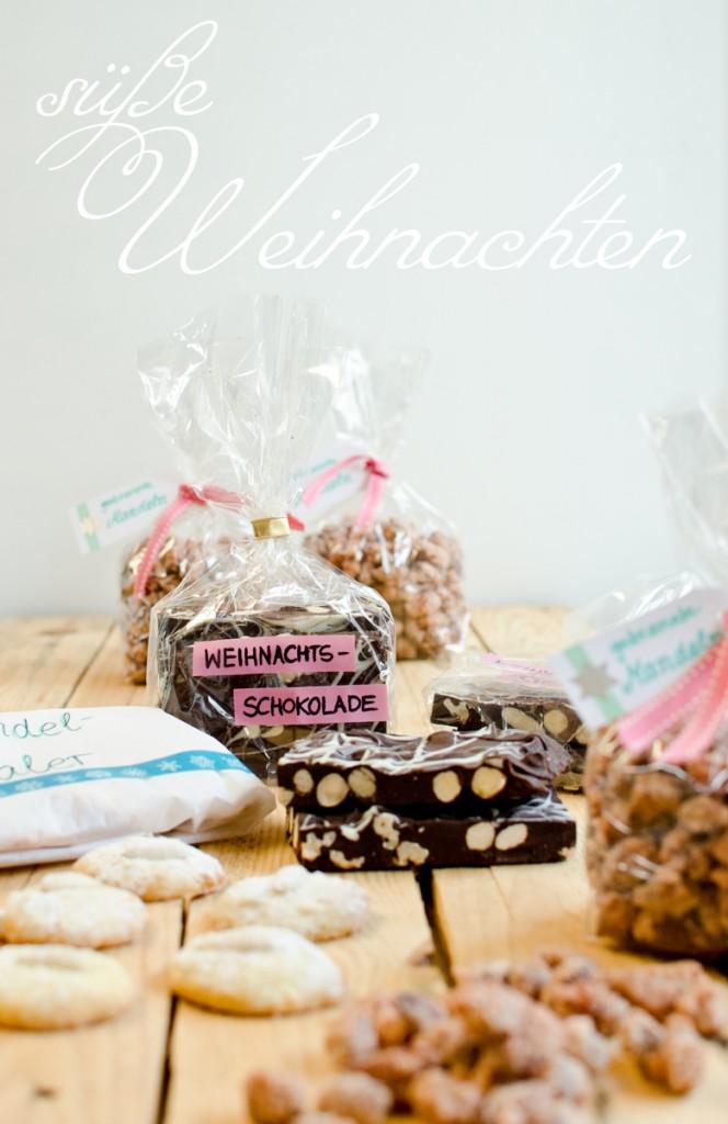 Geschenke selber machen (2): Süßes aus der Küche - Leelah Loves