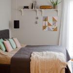 Bilder vom Schlafzimmer
