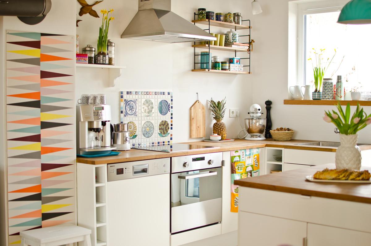Küche mit brakig - Leelah Loves