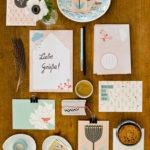 Neu im Geschäft: finfinpaper + Giveaway!
