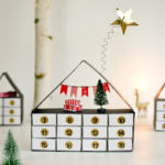 diy – Adventskalender Dorf