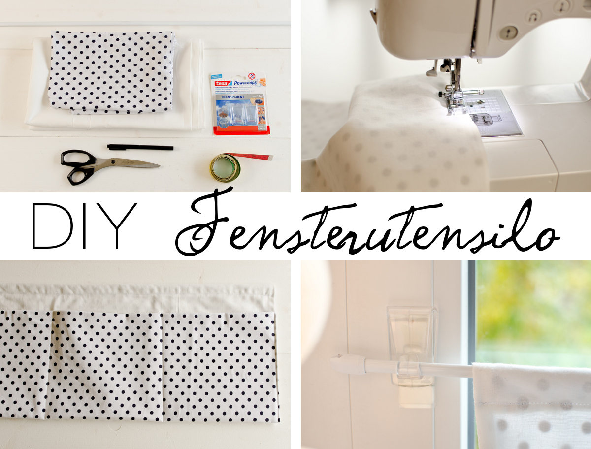Diy Fenster Utensilo Giveaway Leelah Loves