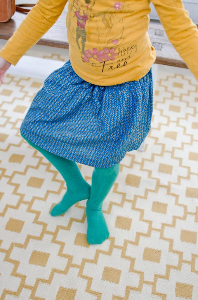 DIY Ideen für upcycling Nähprojekte mit alter Kleidung zu neuer Kinderkleidung