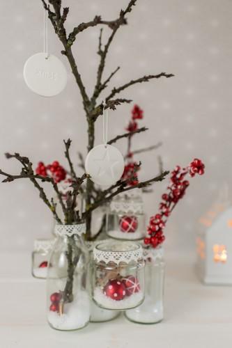 Weihnachtsdeko archives leelah lovesleelah loves - Weihnachtsdeko tisch basteln ...