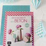 """Adventsgeschenk: Gewinnt das Buch """"Designobjekte aus Beton"""" von Johanna Rundel"""
