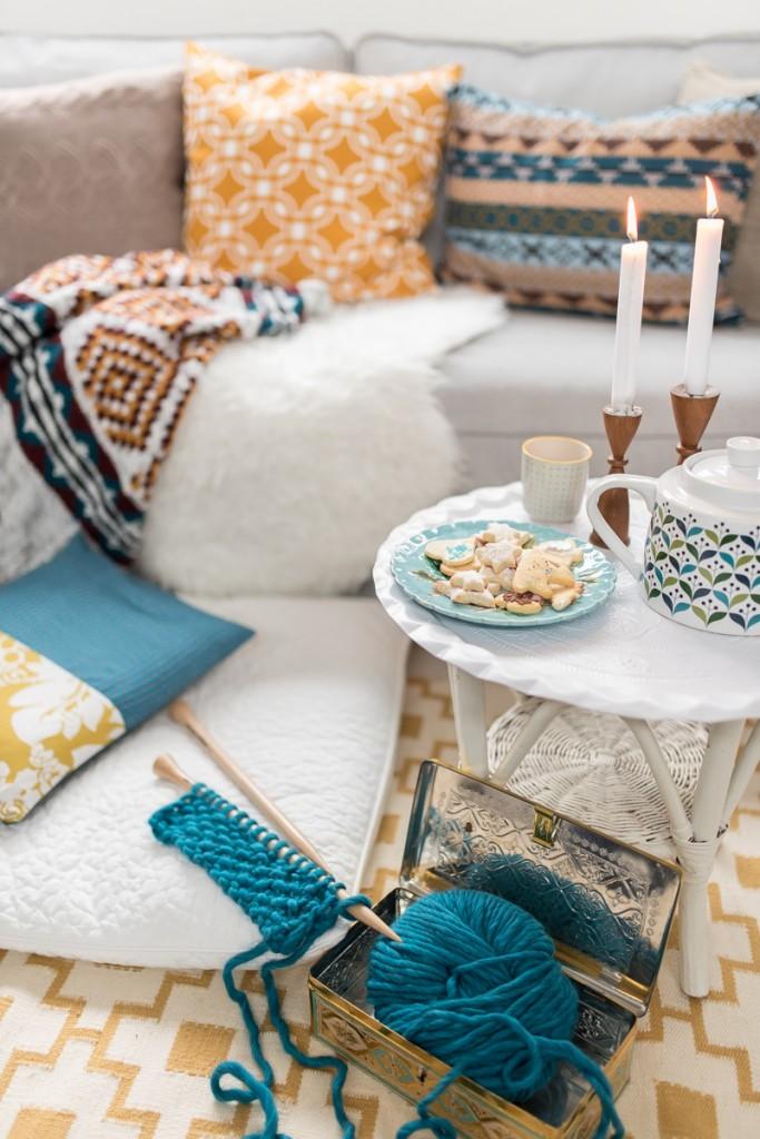 Advents Giveaway mit Leelah loves und we are knitters als Geschenk für Strick Fans