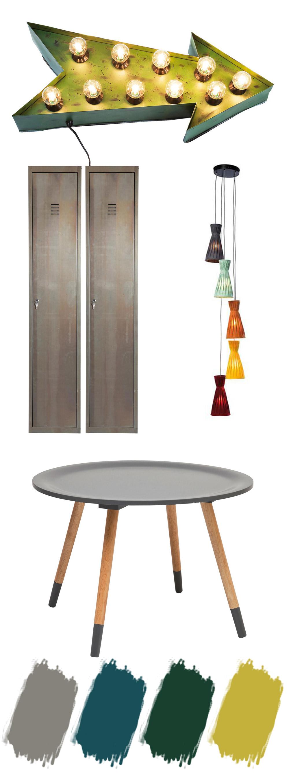 Einrichtungsideen im vintage Loft Style von Kare Design