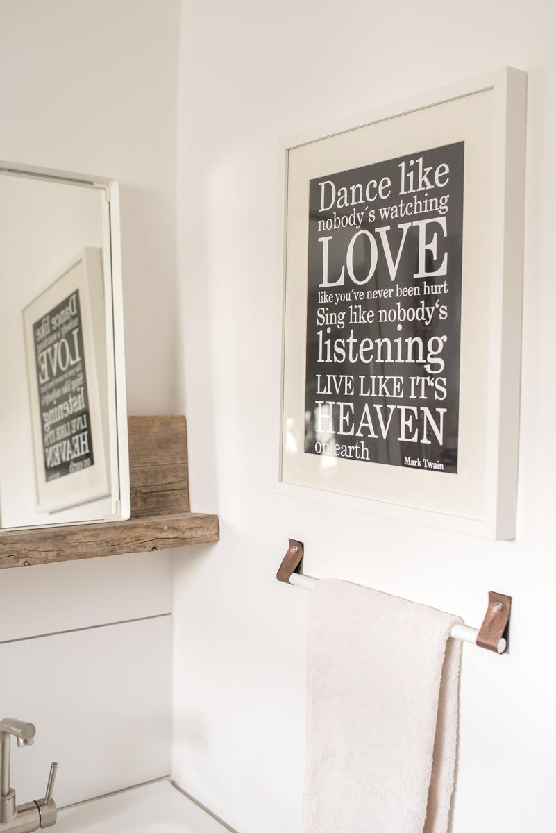 Kleine Badezimmer - Schönheitskur - Leelah Loves