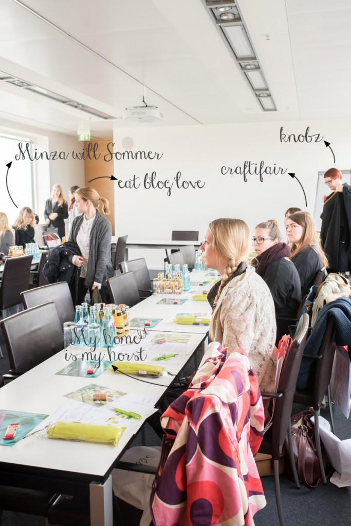 Bilder von der Heimtextil Messe 2015 und dem SoLebIch Blogger Treffen