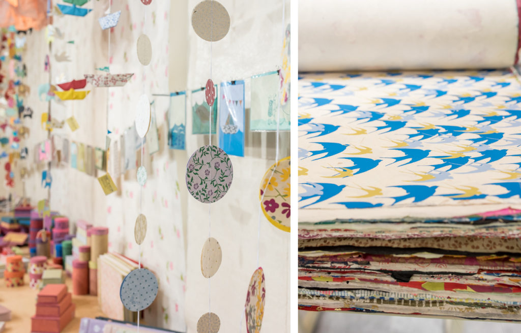 Bilder von der Creative World Messe 2015 mit Inspirationen für alle Bastel- und DIY Begeisterte