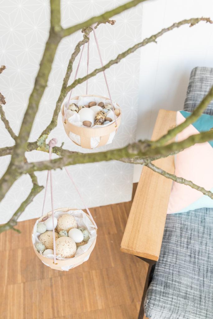diy osternester zum aufh ngen leelah loves. Black Bedroom Furniture Sets. Home Design Ideas