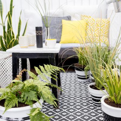 diy blument pfe im boho ibiza look leelah loves. Black Bedroom Furniture Sets. Home Design Ideas