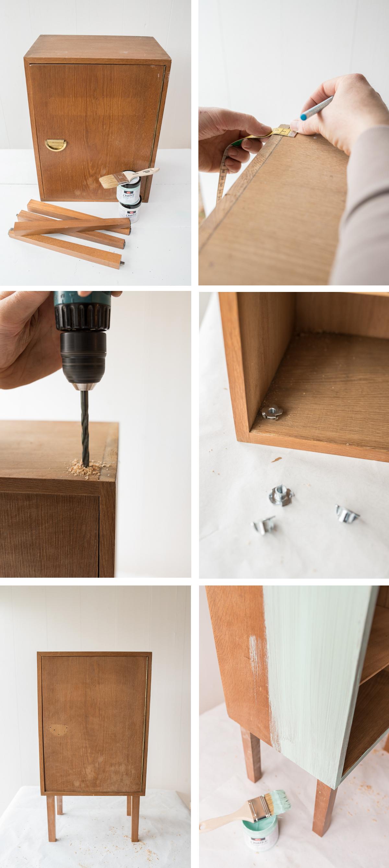 diy – Nachttisch-Schrank fürs Kinderzimmer + Giveaway | Leelah Loves ...