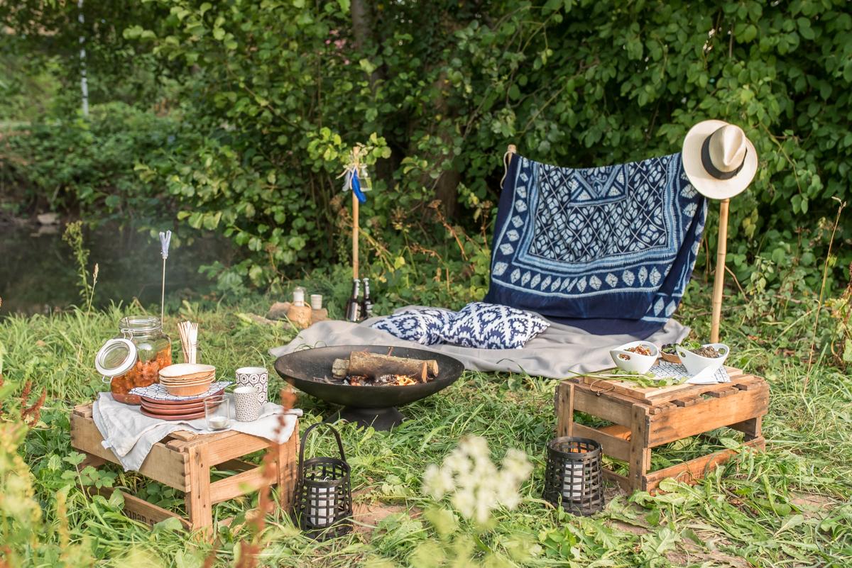 auf das leben und den sommer rezepte f r einen gem tlichen sommerabend leelah loves. Black Bedroom Furniture Sets. Home Design Ideas