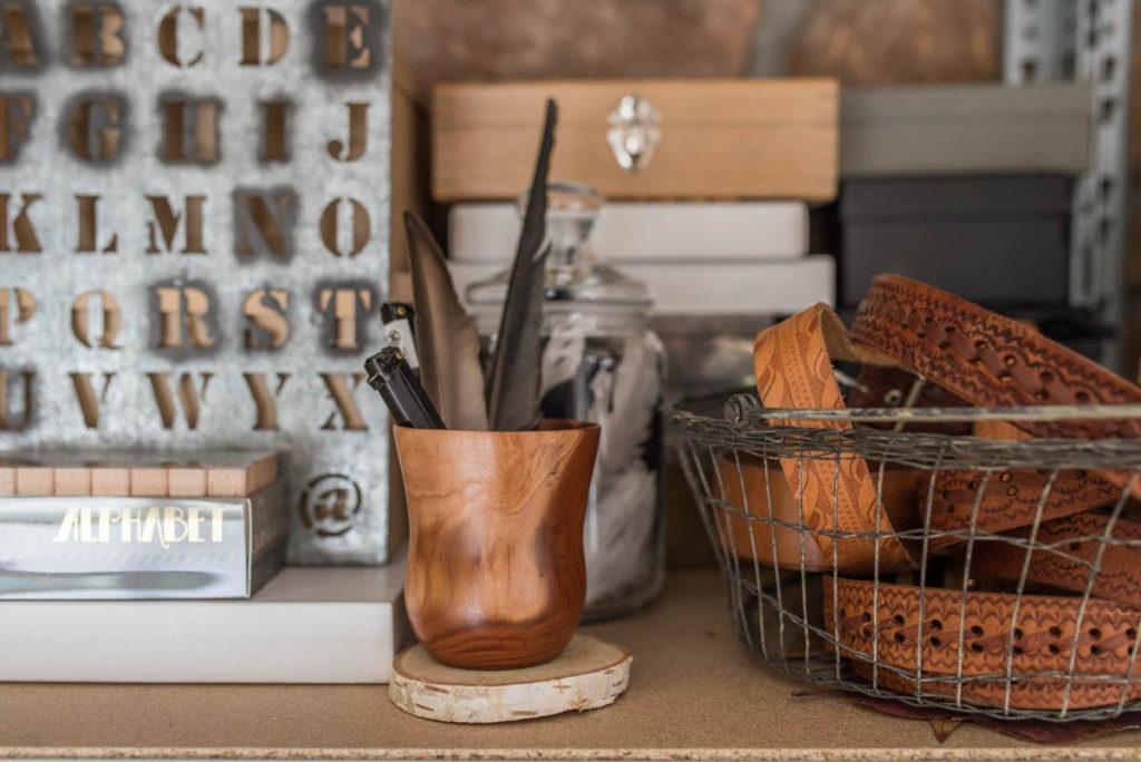 Raum für kreative Ideen im Atelier zum basteln, nähen und werkeln