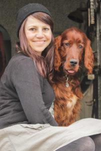 Zu Hause bei Danni vom Hundebloghaus