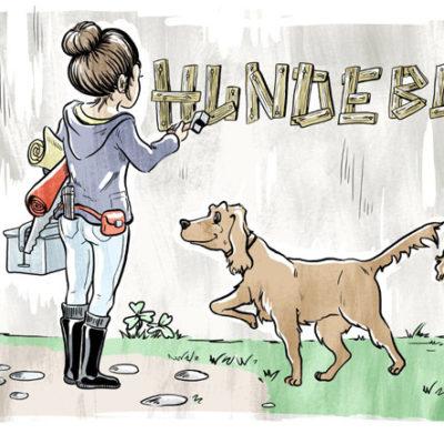 Blogtipp für Hundebesitzer: Willkommen im Hundebloghaus