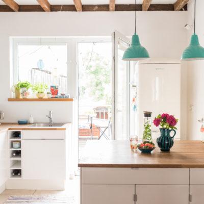 Kleine Sommer-Hometour: Bilder aus der Küche