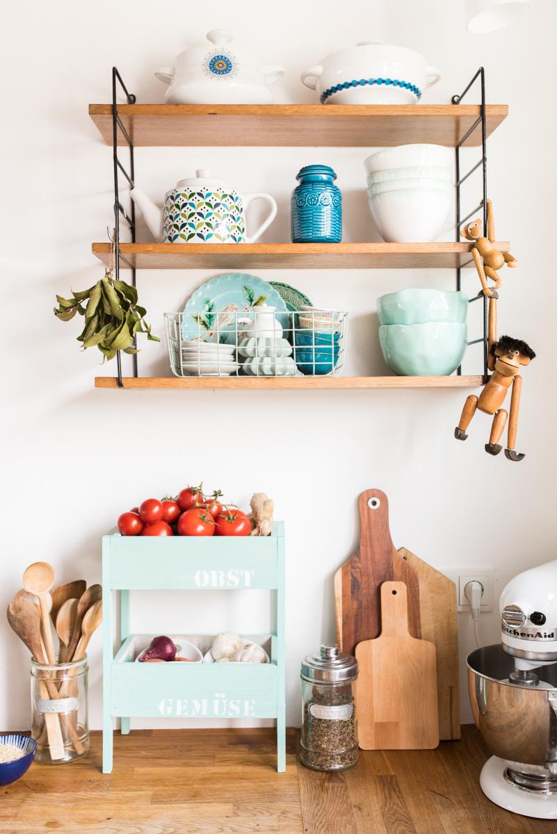Kleine Sommer-Hometour: Bilder aus der Küche - Leelah Loves