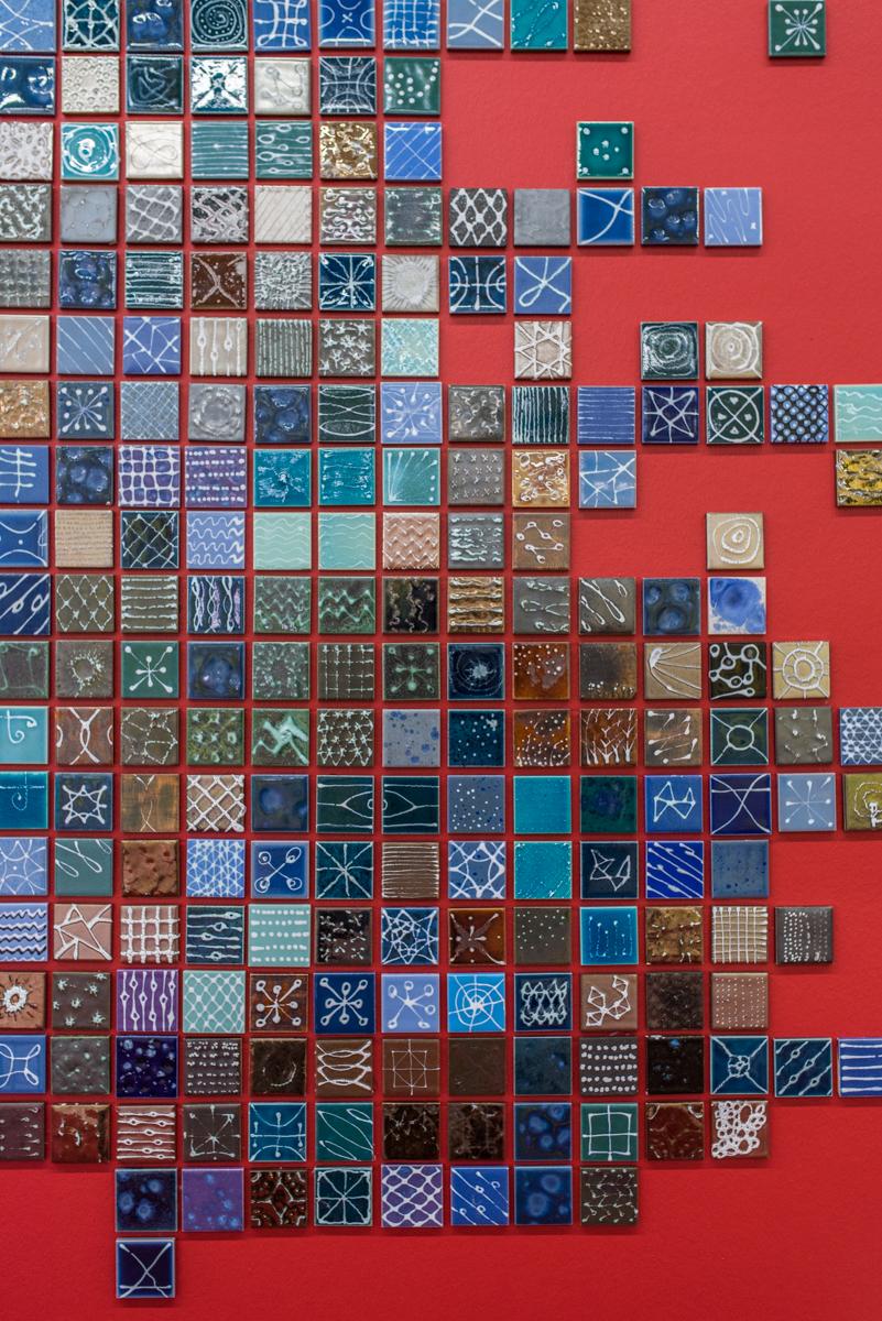 Bilder und DIY Trends von der Creative World Messe in Frankfurt 2017