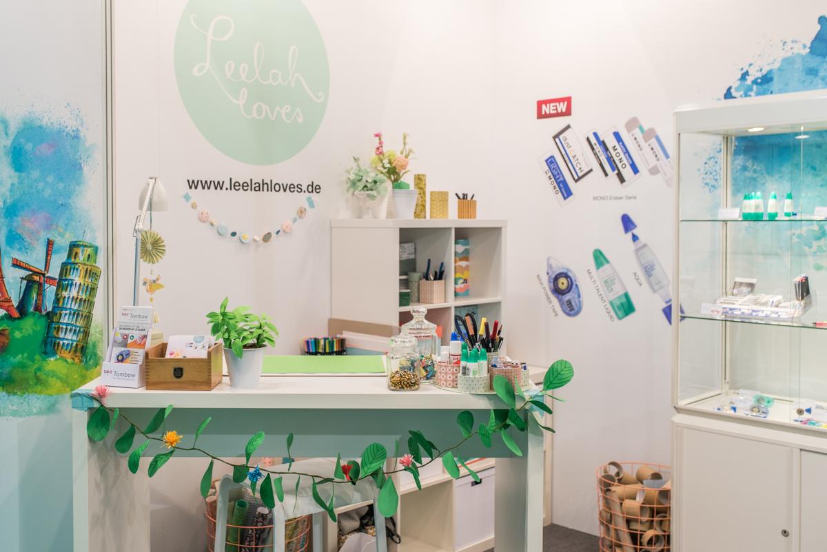 Bilder von der Creative World Messe 2017 in Frankfurt und DIY Trends