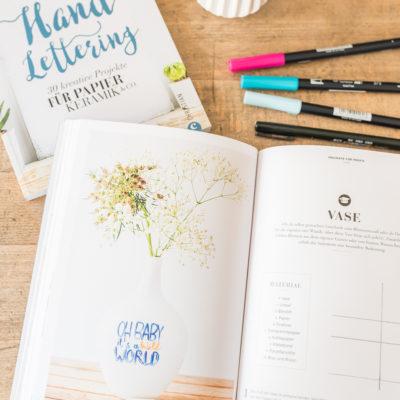 """Buchverlosung: """"Handlettering"""" von Anna Schneider"""