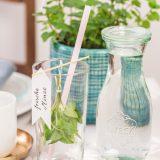 DIY – Kräuter Sträußchen für infused water
