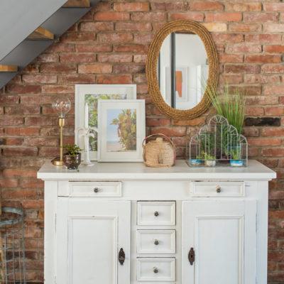 Dekoideen mit Pflanzen im Wohnzimmer