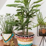 DIY – Blumentöpfe im Boho Ibiza Look