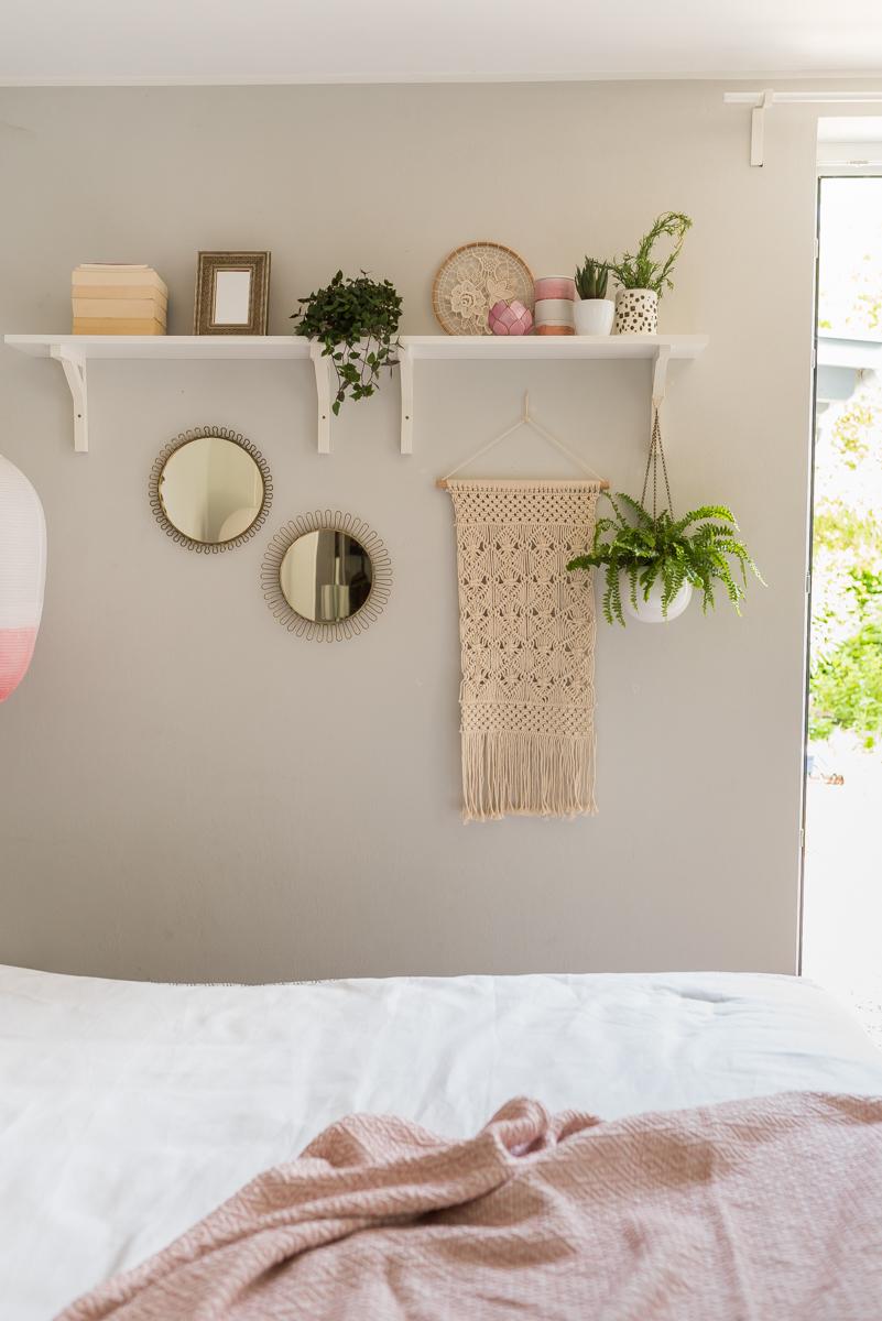 Sommerdeko Im Schlafzimmer   Leelah Loves, Schlafzimmer Entwurf