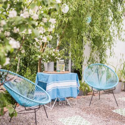 Unser Terrassen makeover – vorher/ nachher (Teil 1)