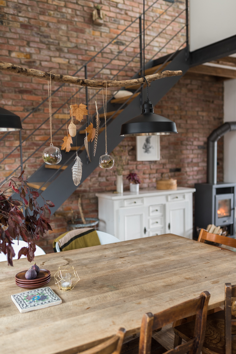 So verändert ihr mit wenigen Deko Accessoires euer Wohnzimmer und stylt es für den Herbst mit herbstlicher Deko im vintage Look