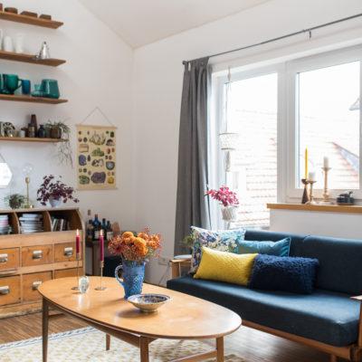 Herbstverlosung: kuschelige Kissen für deine Couch