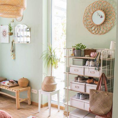 Kleine Sommer-Hometour: im Schlafzimmer
