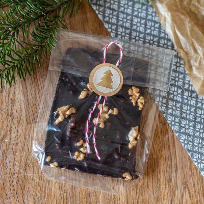 Rezept für selbst gemachte Schokolade ohne raffinierten Zucker