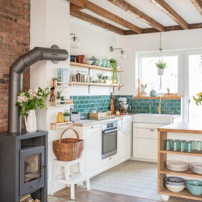 Nach der Renovierung - Bilder aus der neuen Küche