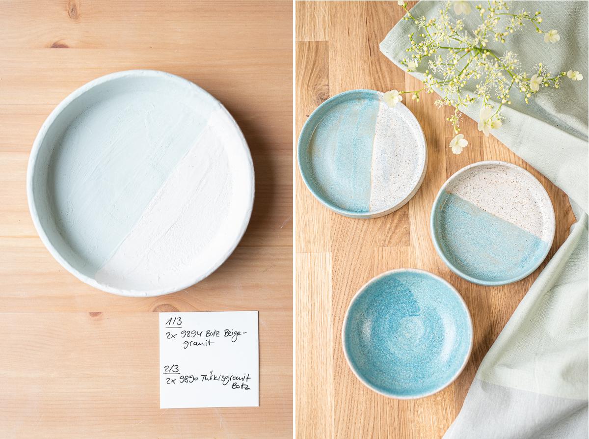 Tipps und Tricks zum Glasieren von Ton für Anfänger und Glasuren Inspiration für alle die töpfern